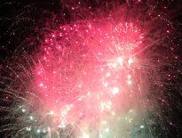 【第14回しまんと市民祭納涼花火大会】が開催されました。