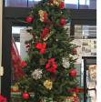 クリスマスイブの四万十市内大型量販店様駐車場警備