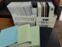 備え付け書類の定期チェック